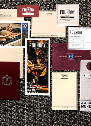 The Foundry collateral