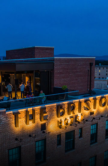 the rooftop at the bristol