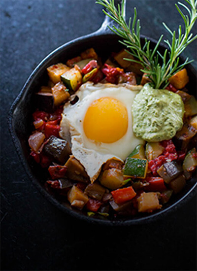 eggs plate